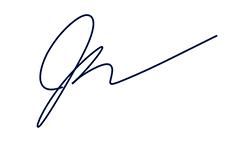 Jason P. Russell's Signature